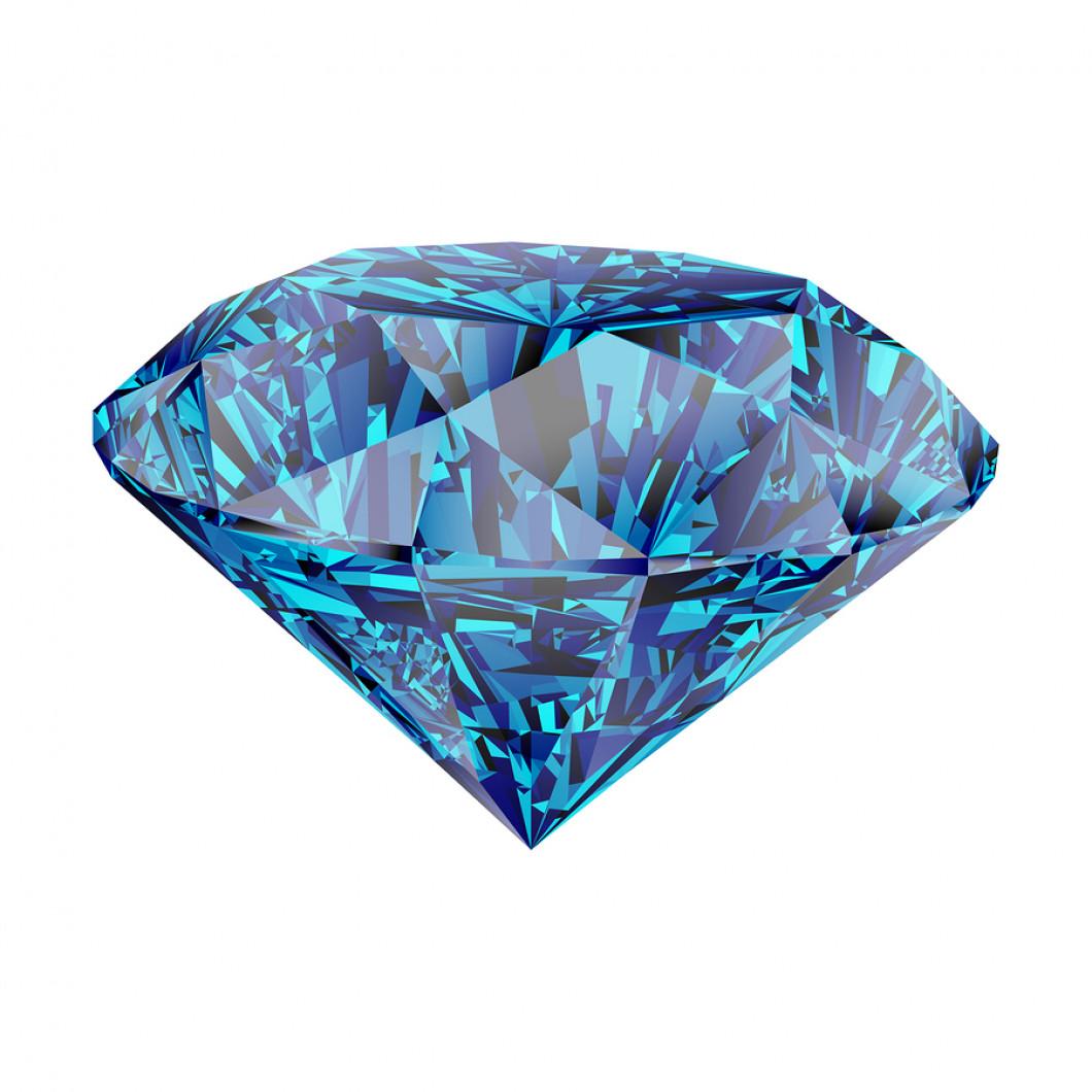 Blue Topaz: Gem of Fortune