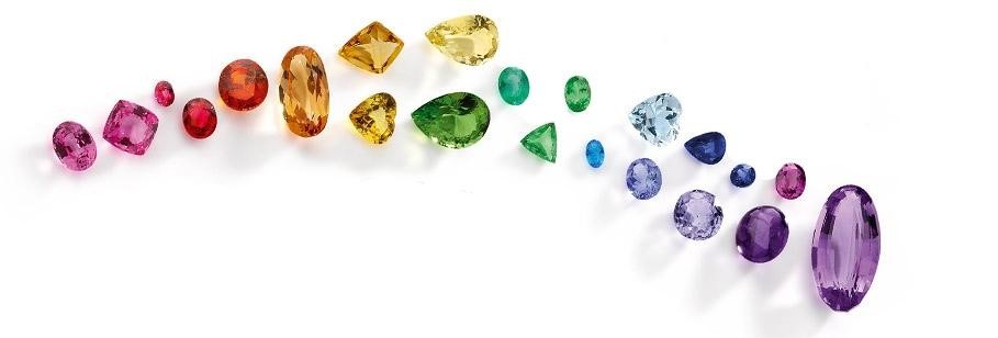 Principais Tipos de Pedras Preciosas