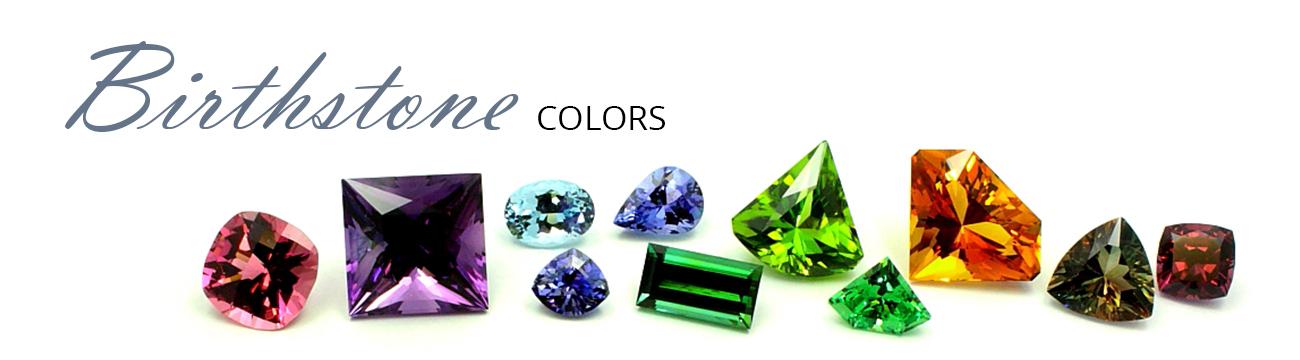 Birthstones at Neves Jewelers